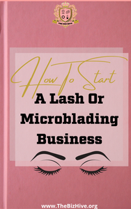 How To Start A Lash Or Microblading Business