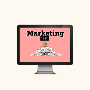 Marketing 101 Course