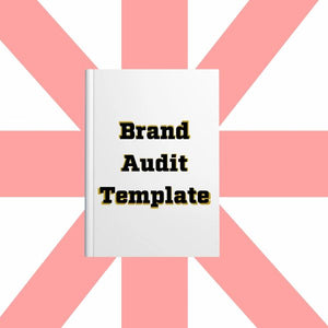 Brand Audit Template