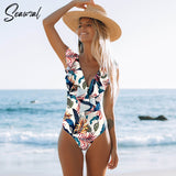 SEAURAL - ONE PIECE PUSHUP SWIMSUIT