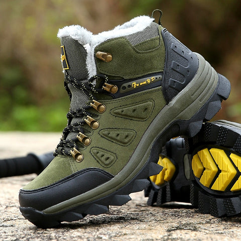 WINTER MEN'S HIKING SHOES