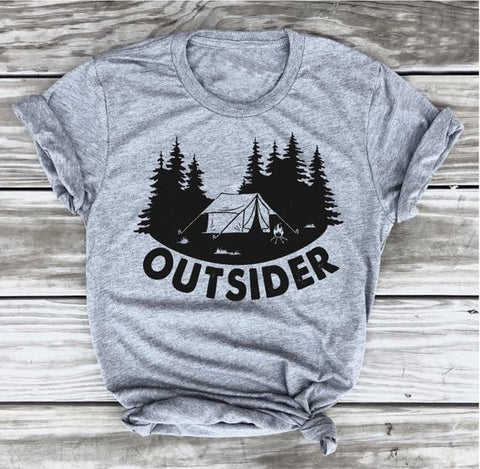 CWINGSTEE - OUTSIDER T-SHIRT