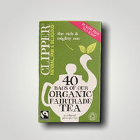 Organic Fairtrade Teabags