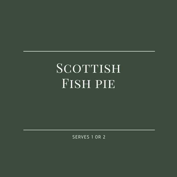 Scottish Fish Pie