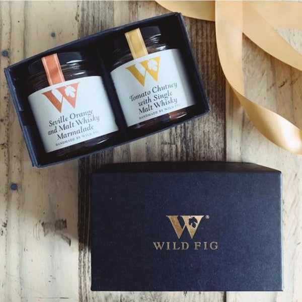 Wild Fig Preserves in a Luxury Gift Box