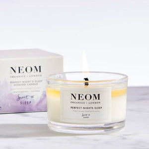 NEOM Travel Candle - Scent to Sleep