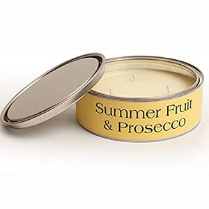 Summer Fruit & Prosecco Triple Wick Candle