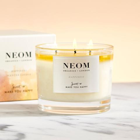 Neom Candle - Happiness