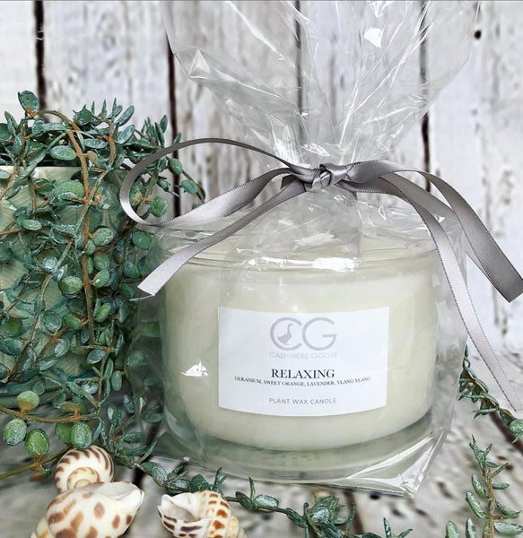 CG 3-Wick Candles - Available in 4 scents.