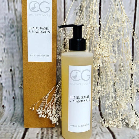 CG Bath & Shower Gel - Available in 3 Scents