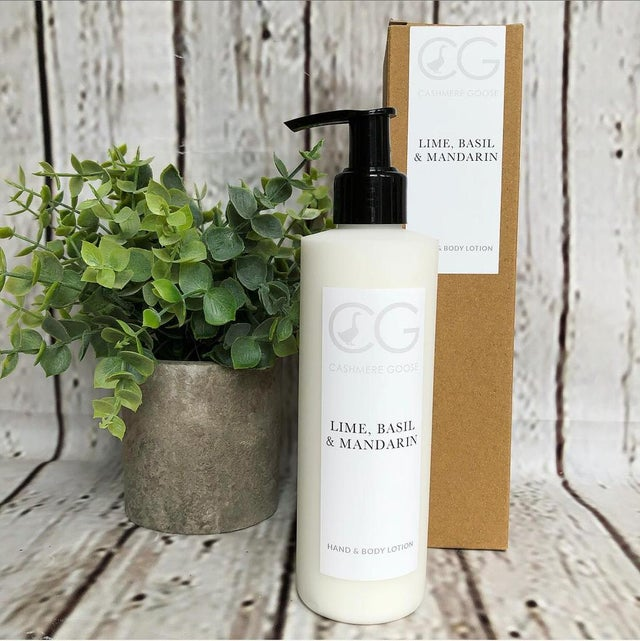 CG Hand & Body Lotion - Available in 3 Scents