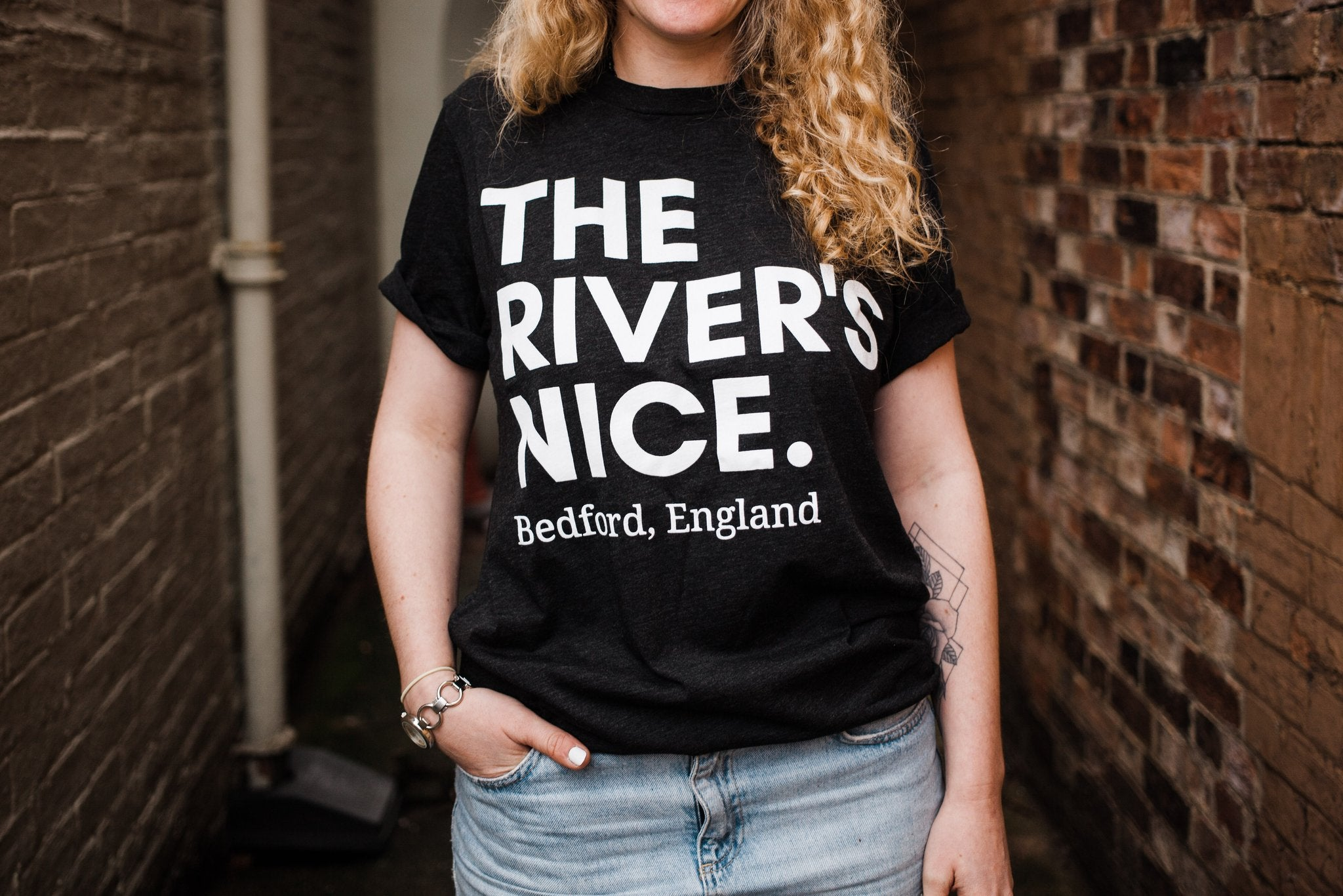 The River's Nice Bedford T-Shirt