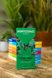 Montezuma Royal Mint - Dark with Peppermint