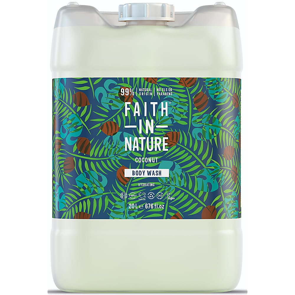 Faith in Nature Bodywash Liquid