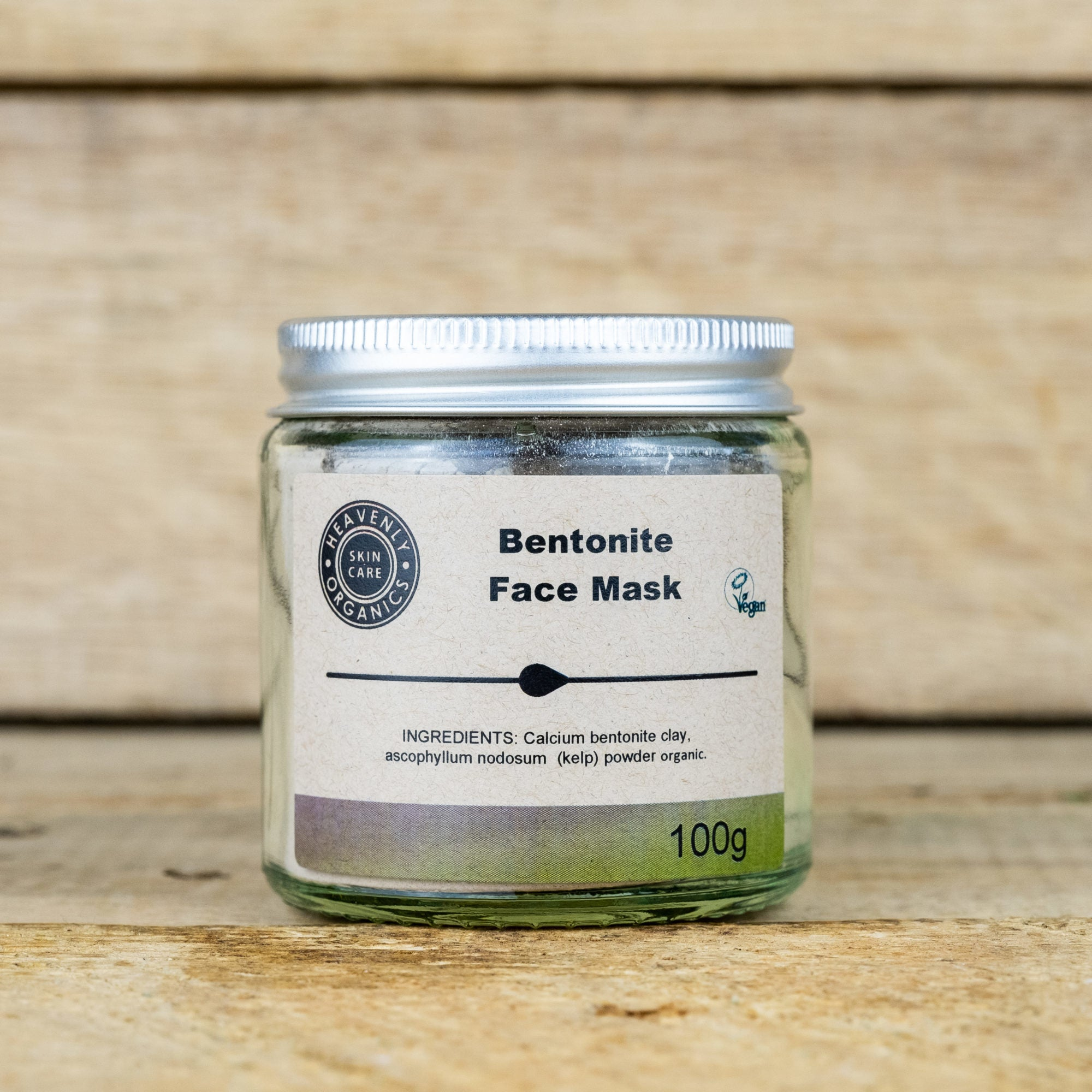 Bentonite Face Mask