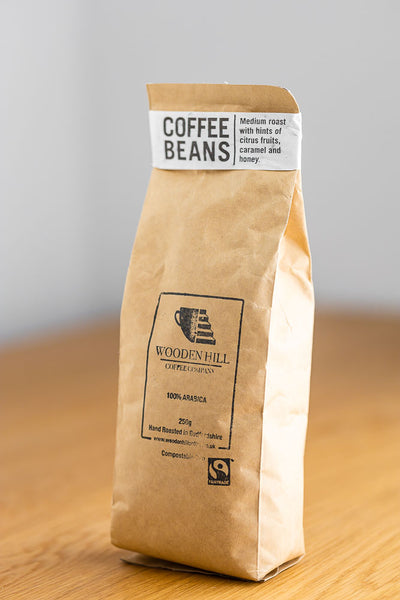 Wooden Hill Coffee - 250g Ground Filter Coffee Bag
