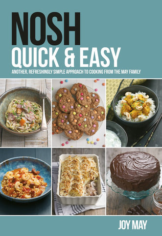 Nosh Cook Book - Quick & Easy
