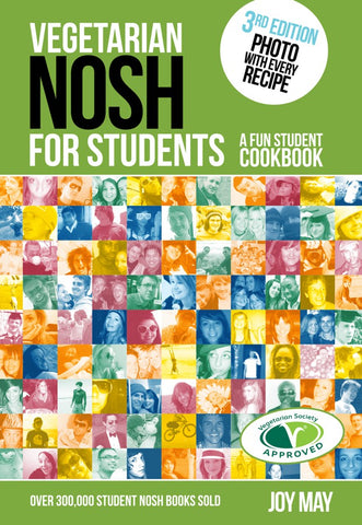 Nosh Cook Book - Vegetarian Recipes for Students