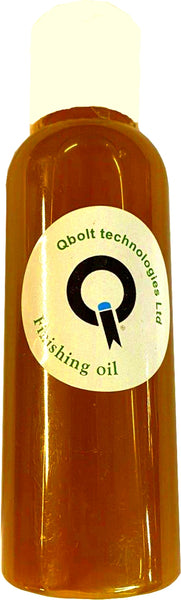 Cue Oil - Finishing Oil by Qbolt Technology