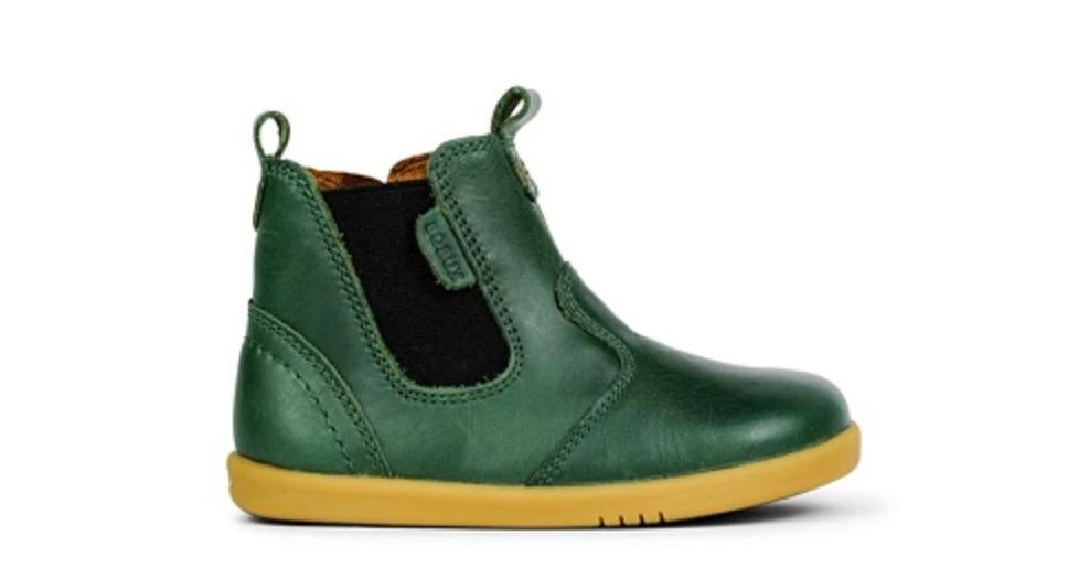 Bobux Step Up Jodphur Forest Green