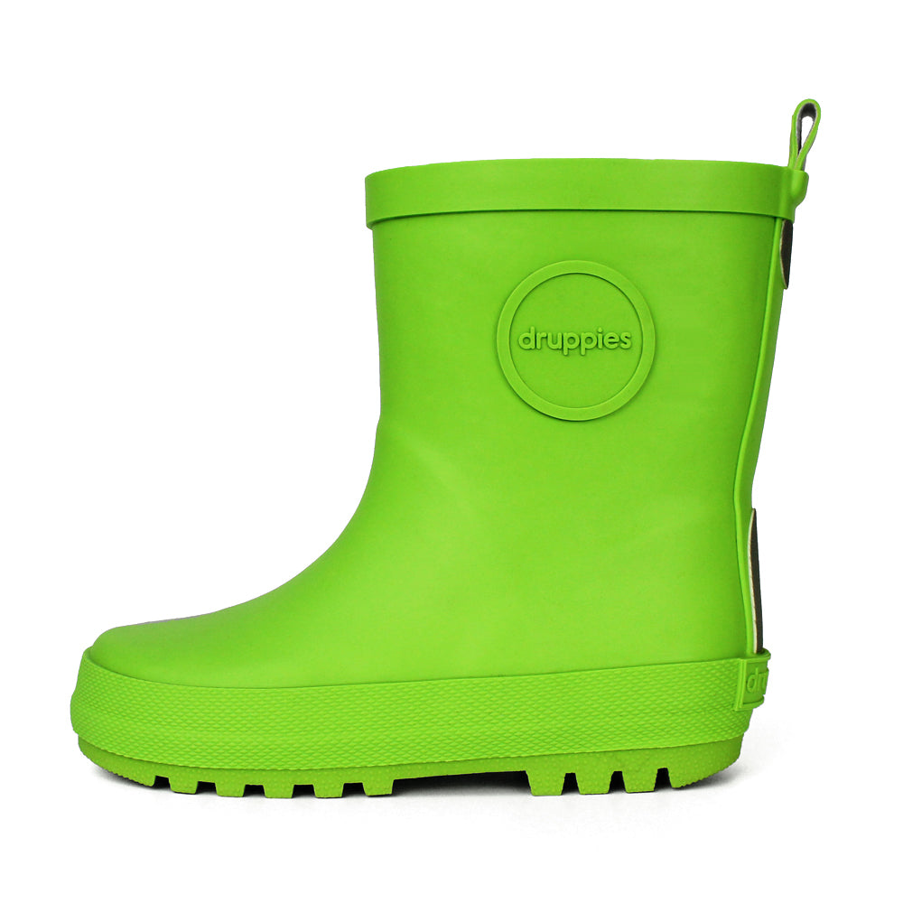 Druppies Green Adventure Wellies