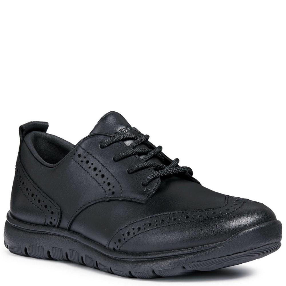 Geox Xunday Black Lace up