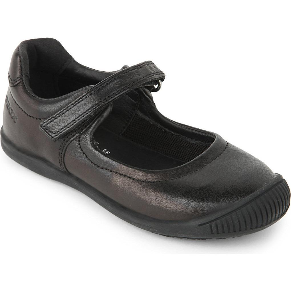 Geox Gioia Velcro School Shoes