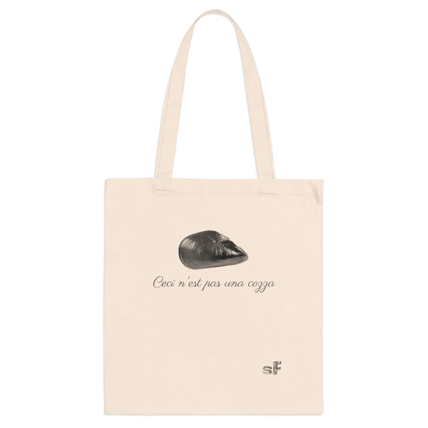 TREACHERY OF MUSCOLO Tote Bag