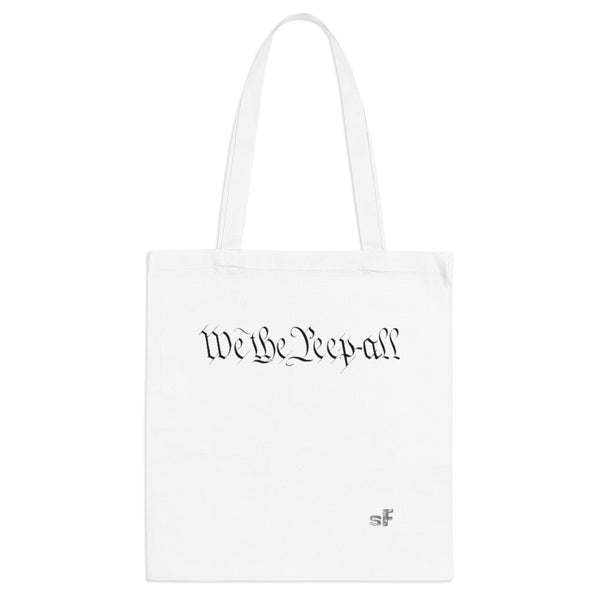 WE THE PEEP ALL Tote Bag