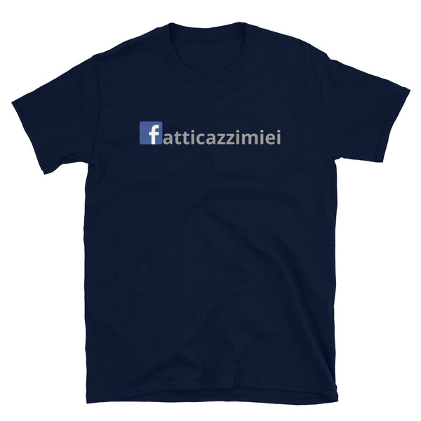SOCIAL Short-Sleeve Unisex T-Shirt