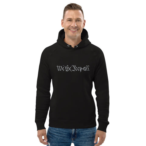 WE THE PEEP ALL Unisex pullover hoodie