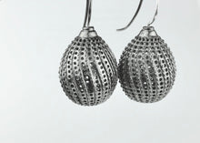 Load image into Gallery viewer, Radiolaria Earrings