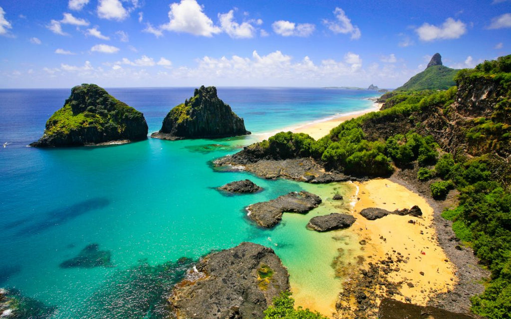 Top 10 Most Amazing Tropical Islands – Part 10 | Fernando de Noronha