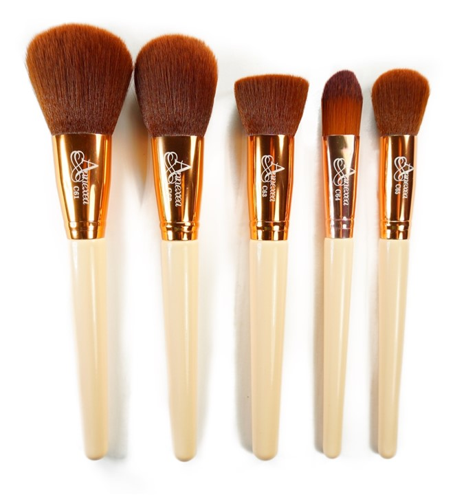 Rose Gold Brush Collection
