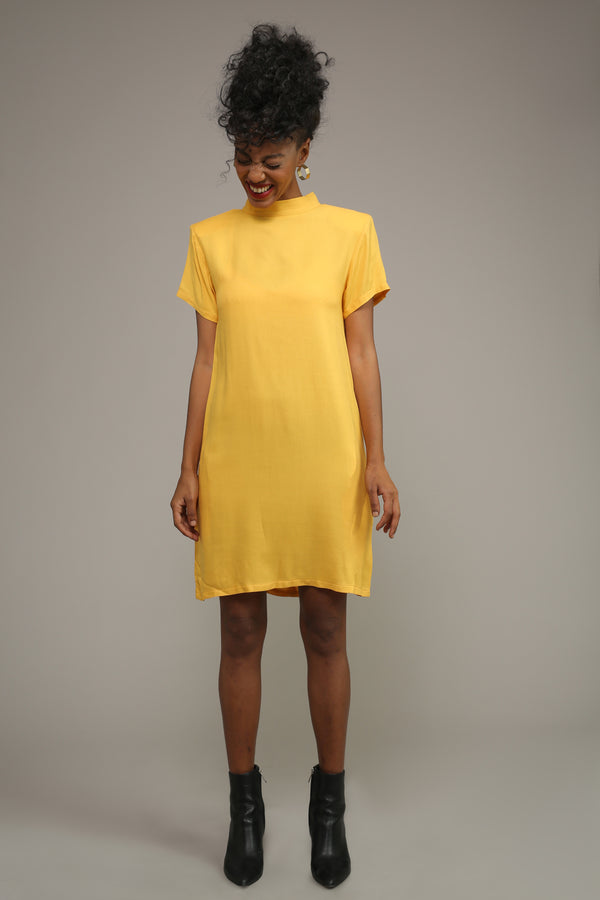 IVIG DRESS – Yellow