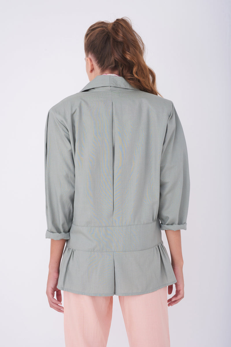 LOUISE JACKET – Sophisticated Olive