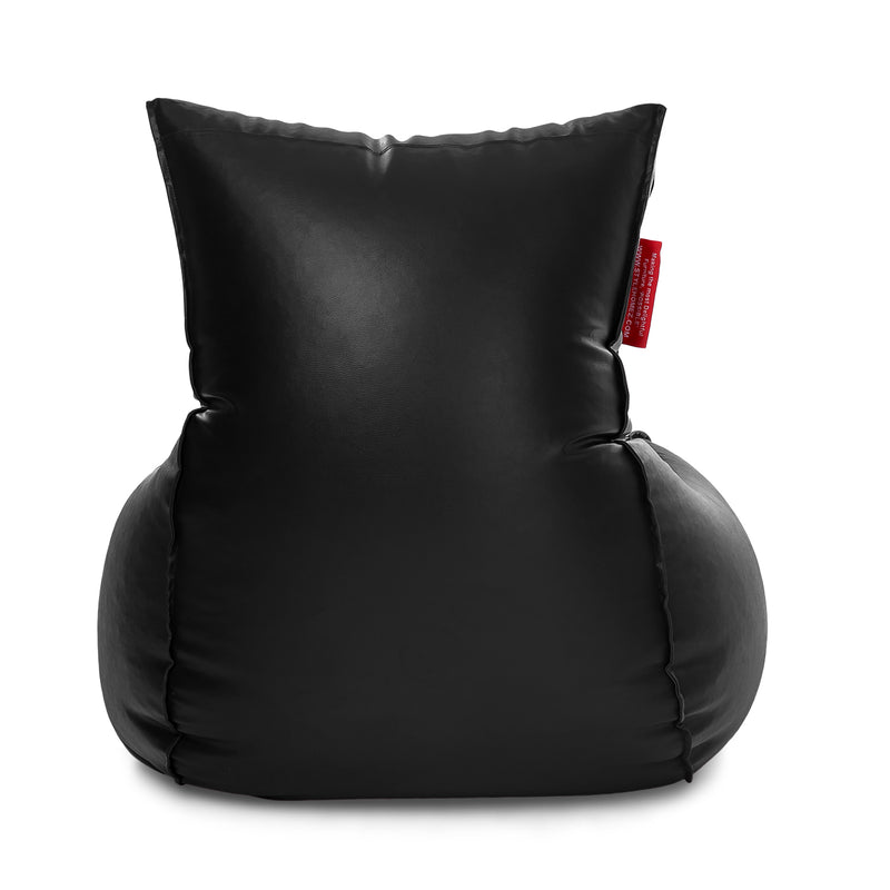 Style Homez Mambo XXL Bean Bag Black Color Cover Only