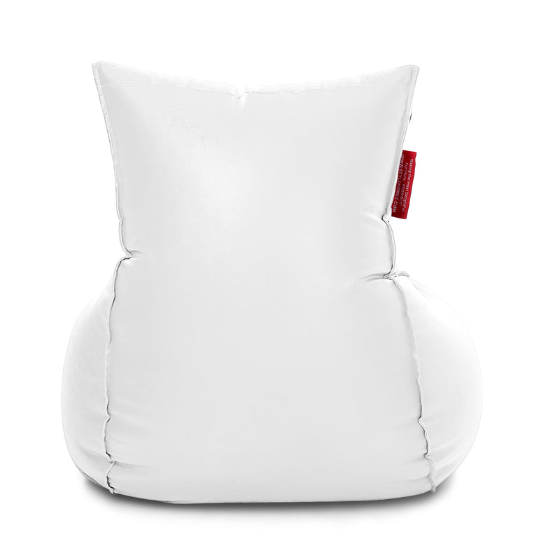 Style Homez Mambo XXL Bean Bag White Color Cover Only