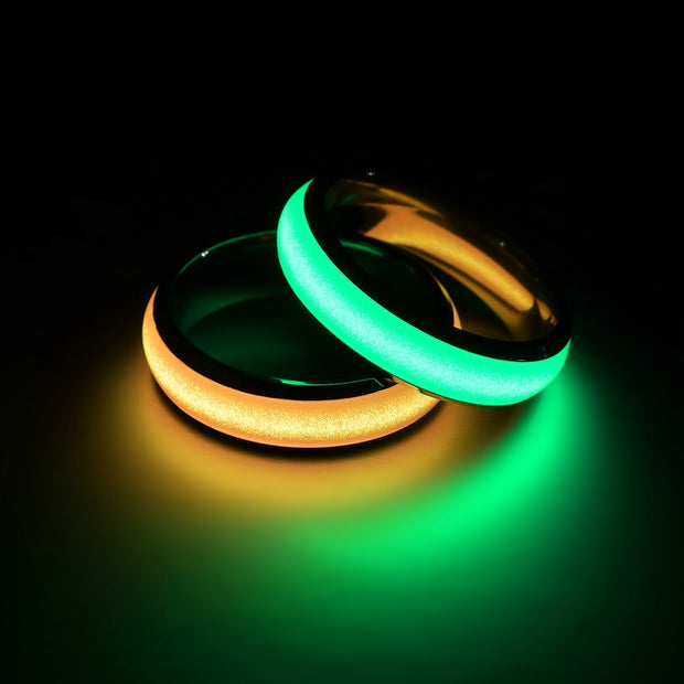 Stainless Steel Luminous Ring