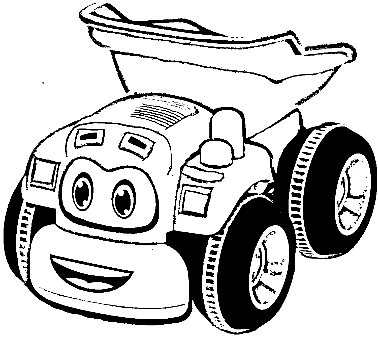MOBIUS Toys coloring page
