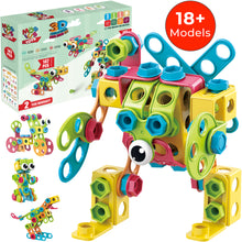 Load image into Gallery viewer, STEM Toys KIT 147 PCS