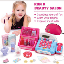 Load image into Gallery viewer, Shop N' Play Beauty Salon Cash Register Playset