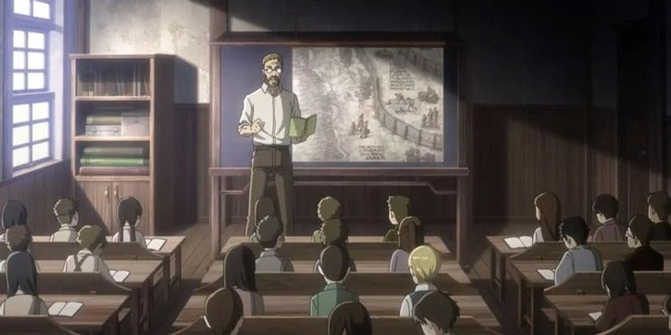 erwin smith cours d'histoire