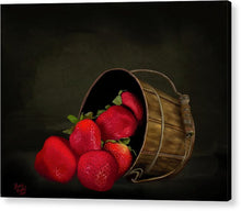 Load image into Gallery viewer, Still Life Strawberries - Acrylic Print