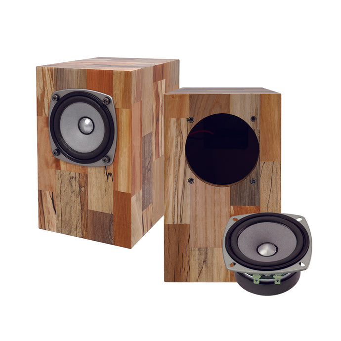 DRIFTWOOD SPEAKER BOX SERIES<br>BK80ADC <br>Designed by ACME Furniture