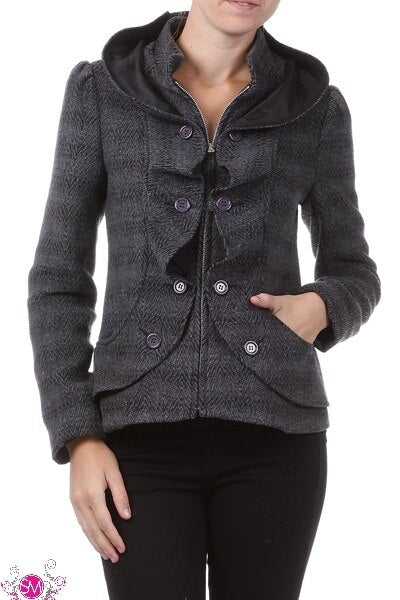 Fashion Forward Sleeve jacket - SURELYMINE