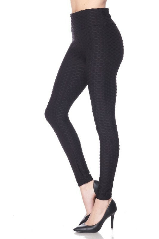 Kylie Miracle Shape Wear Leggings Black