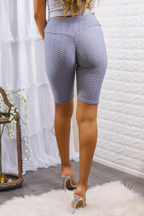 Kylie Miracle Shape Wear Biker Shorts Grey