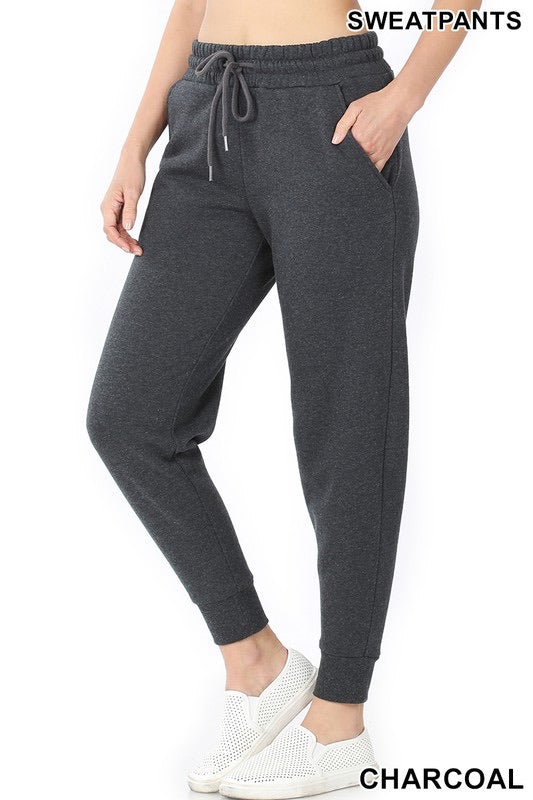 Your Everyday Joggers Charcoal - SURELYMINE