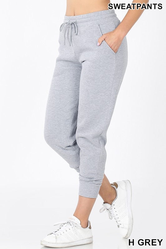Your Everyday Joggers Grey - SURELYMINE